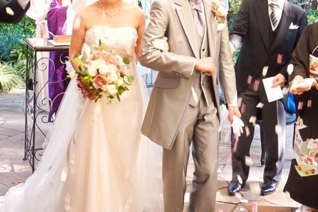 結婚式の披露宴での馴れ初めの伝わり方